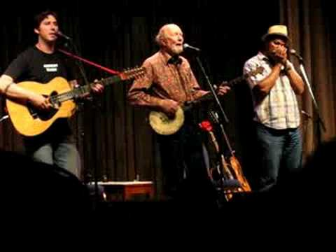 "Pete Seeger Singing ""I Don' Want Your Millions, Mister"""