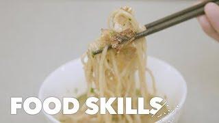Understanding Tsukemen Ramen with Ivan Orkin   Food Skills