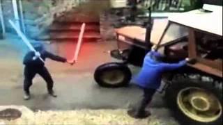 Selskie vojny. Ataka traktoristov