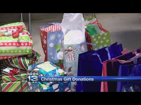 Bernalillo County employees donate Christmas gifts to students