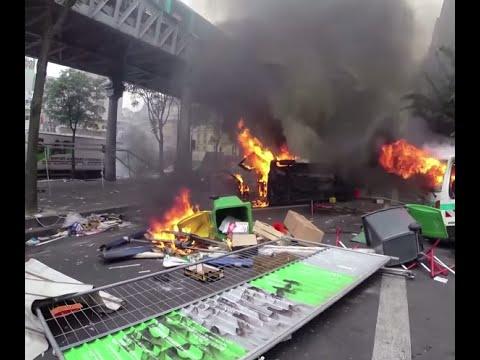 Reportage: PARIS DELINQUANCE CITES SENSIBLES