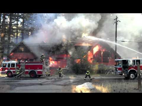 Pioneer trail fire 2 September 18, 2012