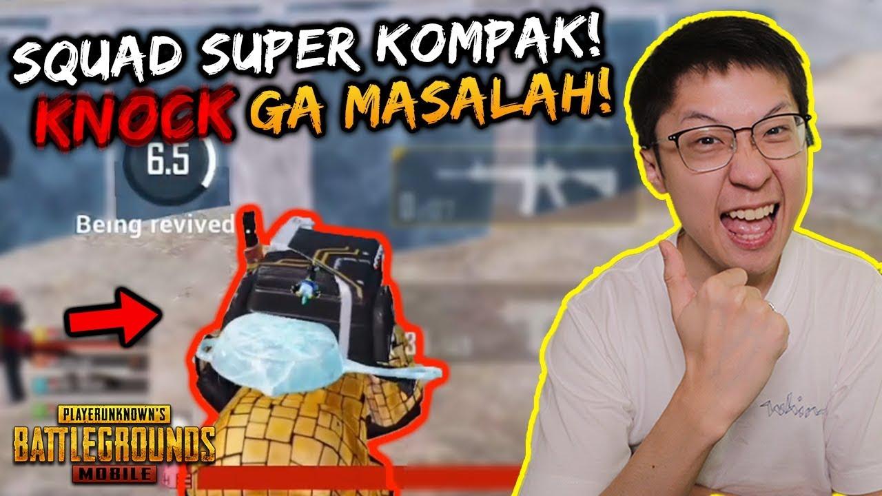 SQUAD SUPER KOMPAK! SAMPE DETIK AKHIR!! | PUBG MOBILE