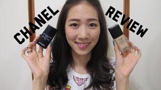 『心得+比較』Chanel親膚粉底 l Perfection Lumiere and velvet Review