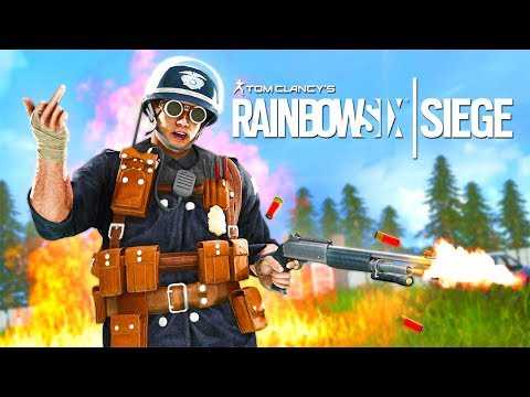 RAINBOW SIX SIEGE FAILS: #5 (Rainbow Six Siege Random Moments Compilation)