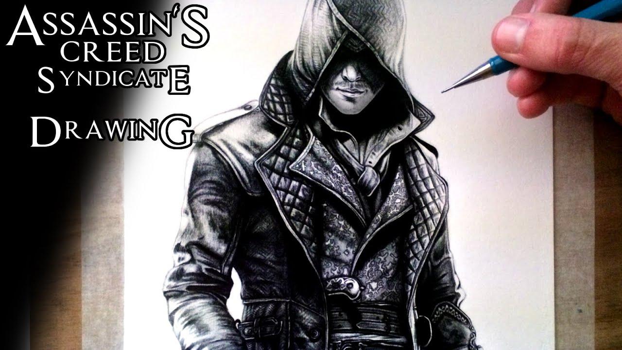 Assassin's Creed Syndicate - Jacob Frye Drawing - Fan Art ...