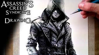 Assassin's Creed Syndicate - Jacob Frye Drawing - Fan Art Time Lapse(Time lapse drawing of Jacob Frye from Assassin's Creed Syndicate. Hey everyone! Here's my drawing of Jacob Frye from AC: Syndicate. Please let me know ..., 2015-10-23T23:03:55.000Z)