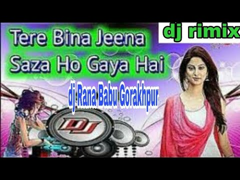 Dj Raj Kamal Basti Jaisa Mix Tere Bina Jeena Saza Ho Gaya Hai Dj Rana Sahani No Voice Song