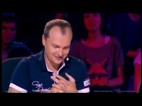 Константин Костин. X Factor Казахстан. Прослушивания. Пятая серия. Пятый сезон.