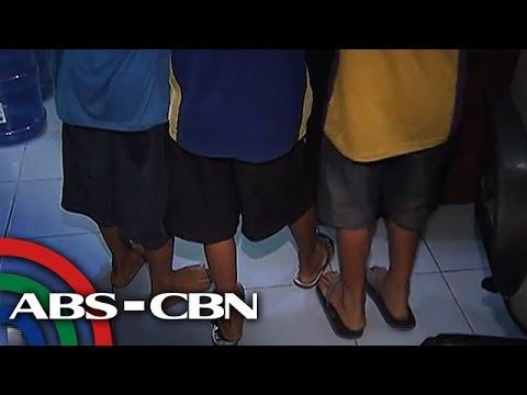 TV Patrol: 3 batang snatcher ng cellphone