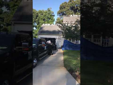 Replacing a roof at Virginia Beach va