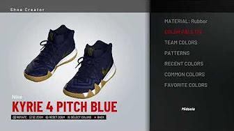 346ad818cc38 NBA 2k19 Nike shoes - YouTube