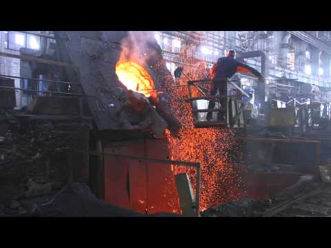 Induction furnace FOUNDRY VMV Metal