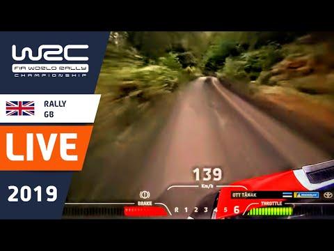WRC - Wales Rally 2019: Shakedown RE-LIVE