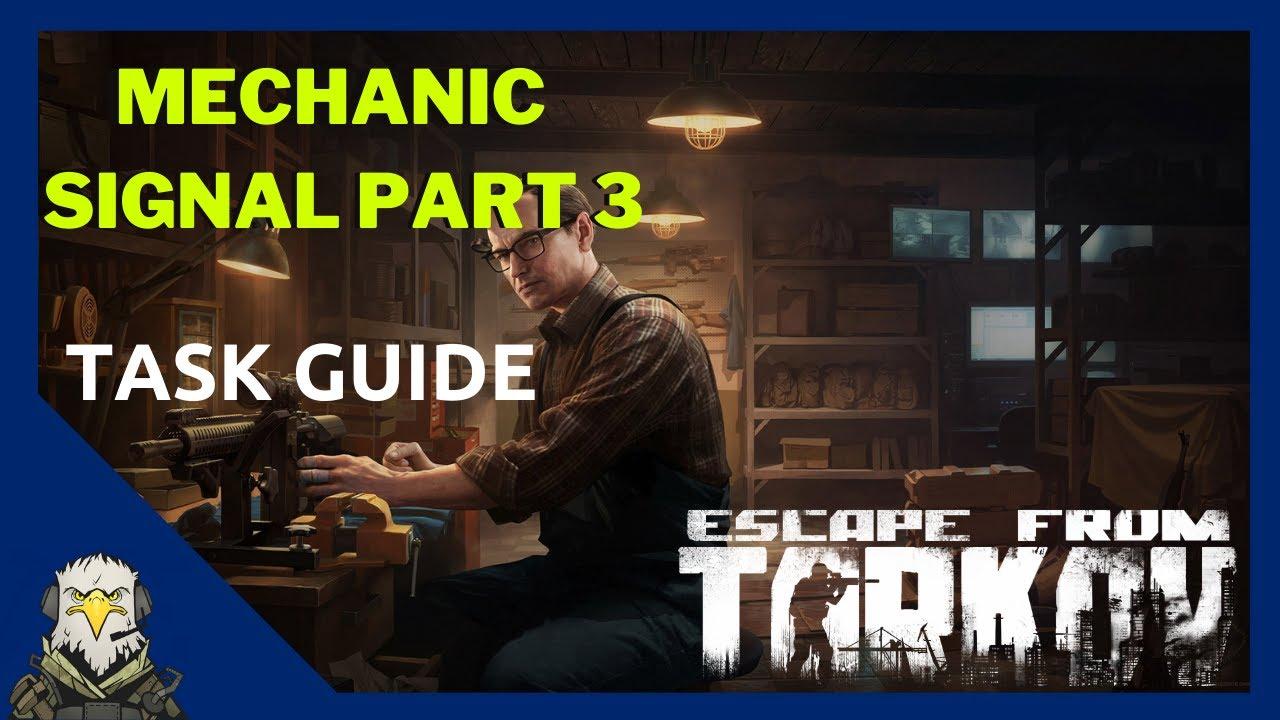 Signal Part 3 - Mechanic
