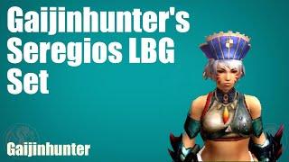 MH4U: My Seregios LBG Set