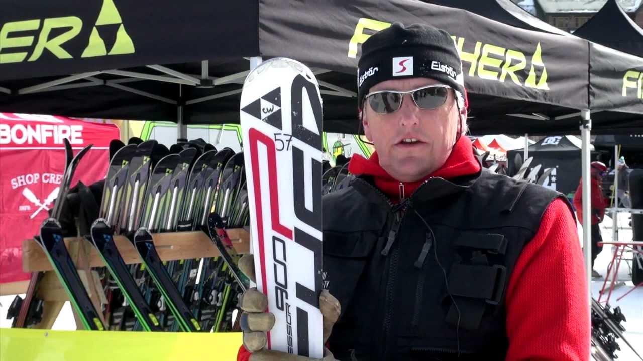 2013 fischer progressor 900 ski test and ski review by tim. Black Bedroom Furniture Sets. Home Design Ideas