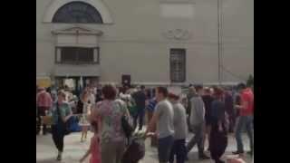 видео В Музее Москвы откроется блошиный рынок