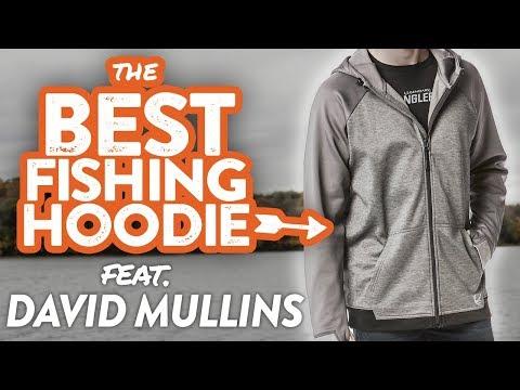 David Mullins Favorite Fishing Hoodie