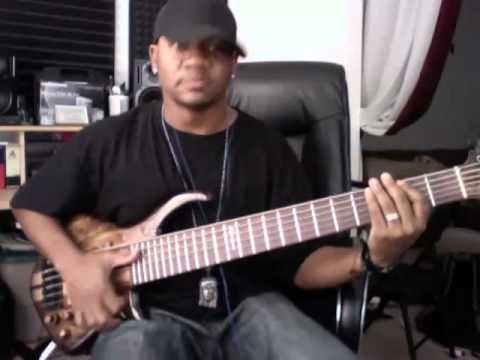 William McDowell's Wherever I Go- Jamaal Andrews on Bass