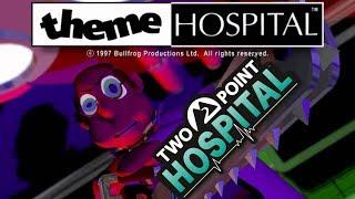 Обзор Theme Hospital - (ка)лечащая классика из 1997