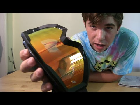 How to Clean Moto/ MTB Goggles