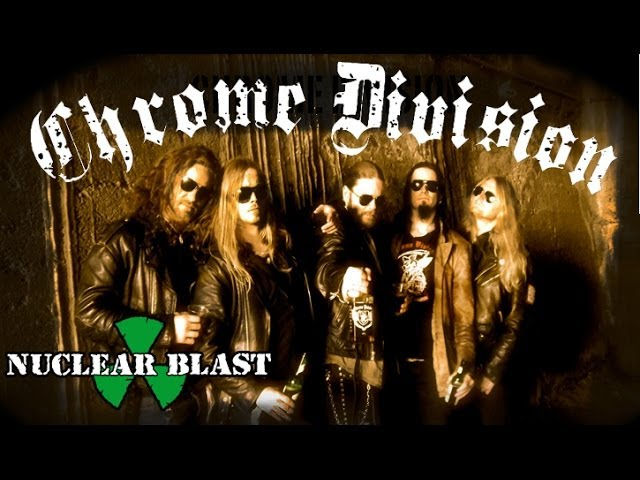 CHROME DIVISION — Lady Of Perpetual Sorrow (OFFICIAL VIDEO)