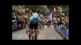Mondiali di ciclismo 2012 (Valkenburg) - Il colpaccio di Gilbert