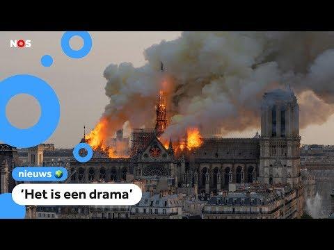 Brand in wereldberoemde