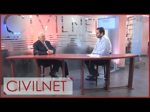 Armenian Studies There and Back Again with Dr. Richard Hovannisian
