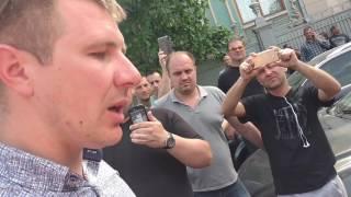 Интерьвю АВТОЕВРОСИЛА каналу НТН  АКЦИЯ ПОД ВР