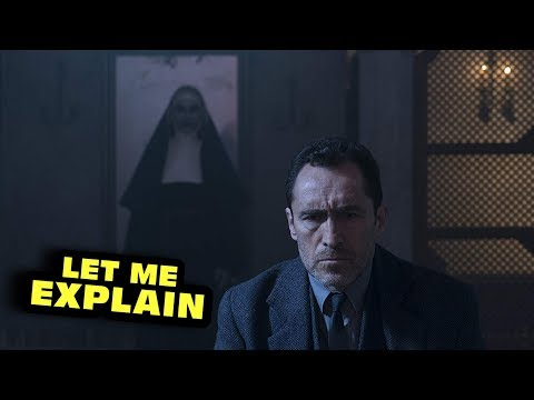 The Nun Explained in 4 Minutes