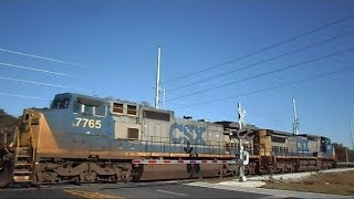 CSX Train Car Can