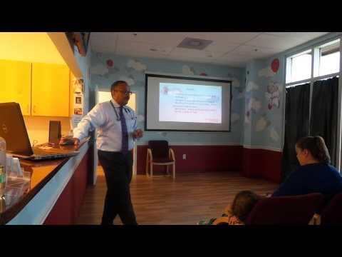 New Baby Seminar - Dr. Ashraf Affan - part 1