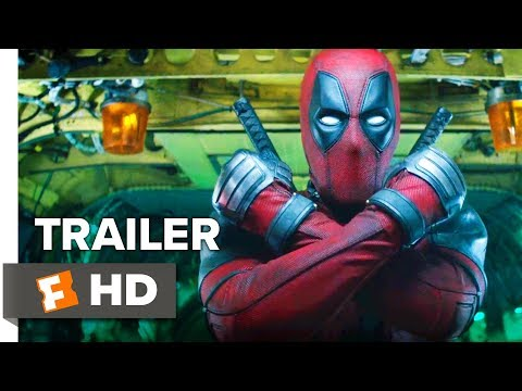 Deadpool 2 Trailer #1 (2018) | Movieclips Trailers