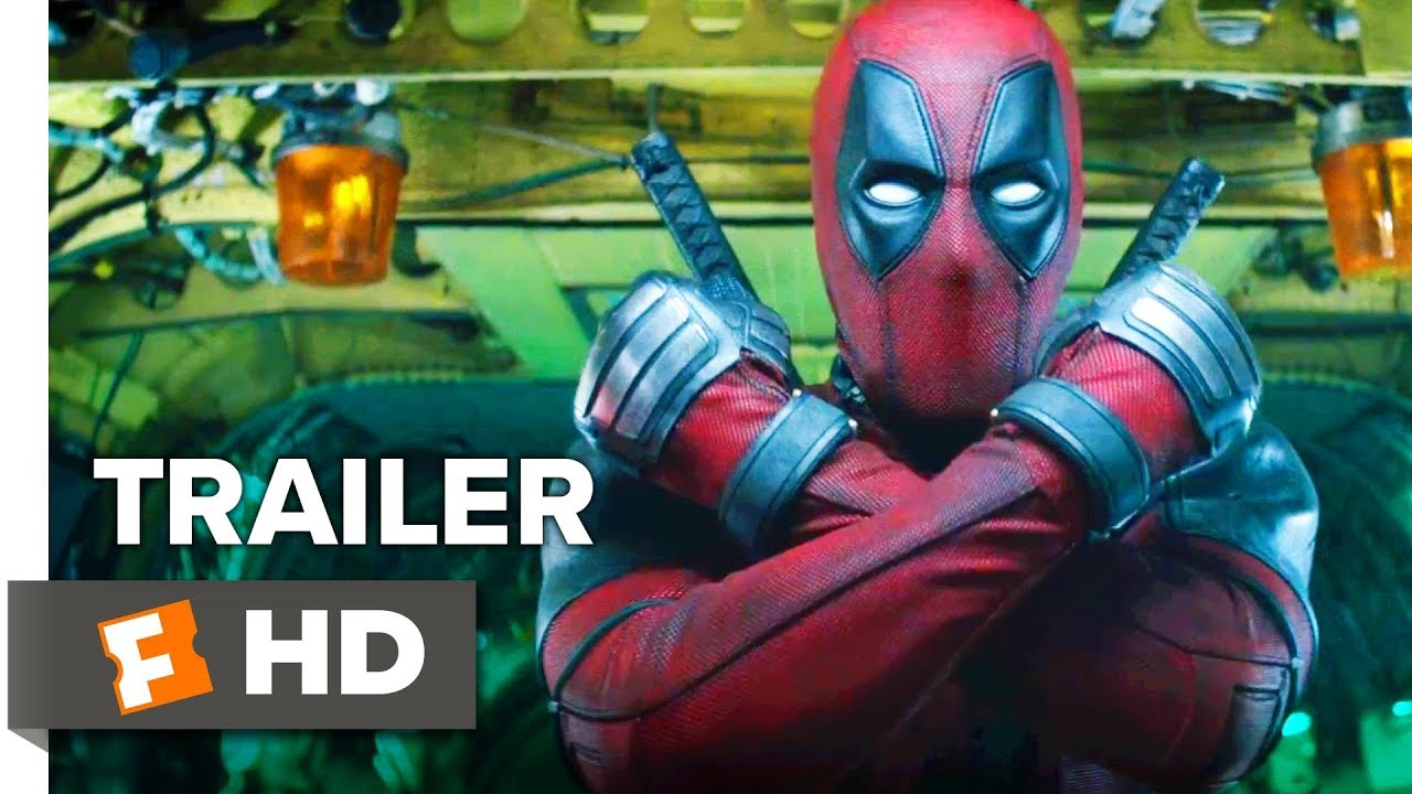 Download Deadpool 2 Trailer #1 (2018) | Movieclips Trailers