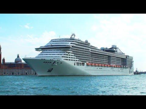 Italy - MSC Fantasia, Cruise Ship