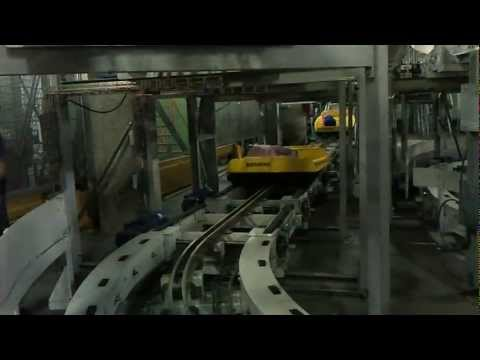 Recorrido de Jornada Puertas Abiertas Madrid-Barajas T4
