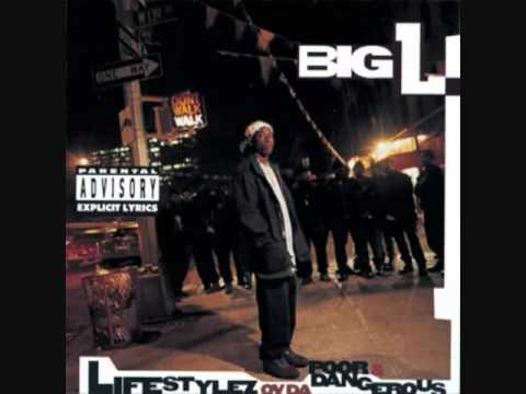 Big L - All Black with Lyrics
