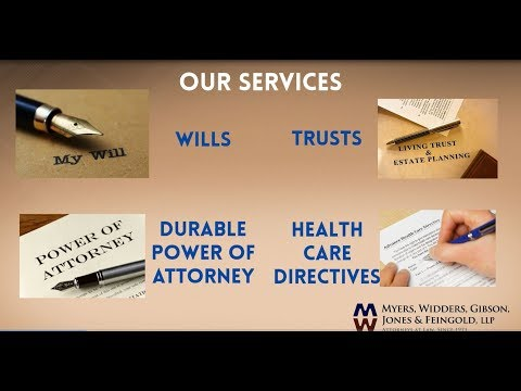 Our Estate Planning Attorneys / Myers Widders Ventura