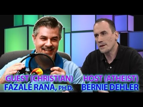 """Is """"Mitochondrial Eve"""" The """"Biblical Eve?"""" (Atheist/Christian Dialogue, Dehler Vs. Rana)"""