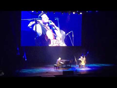 Let It Go/Winter - The Piano Guys LIVE IN OTTAWA