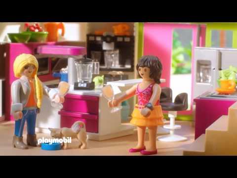 Playmobil Μαμά με δίδυμα και καροτσάκι