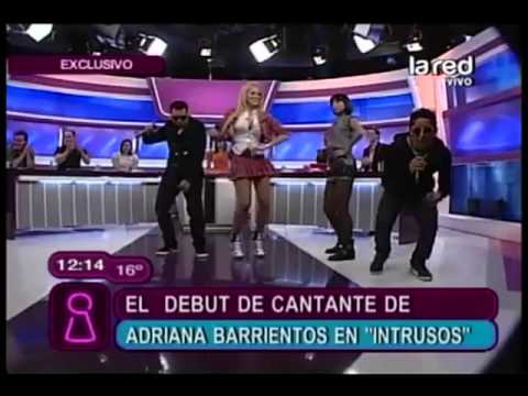 La Leona canta en Intrusos