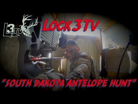 SOUTH DAKOTA ANTELOPE HUNT | LOCK3TV