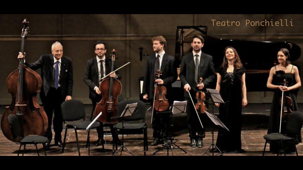 Felix Mendelssohn Piano Sextet in D-Major op. 110