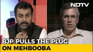 Congress-NC-PDP Alliance Wasn't An Open-Ended Offer: Omar Abdullah To NDTV