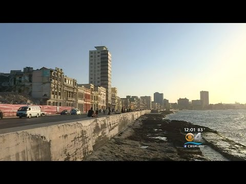 U.S. Changes Business, Travel & Trade Policy With Cuba