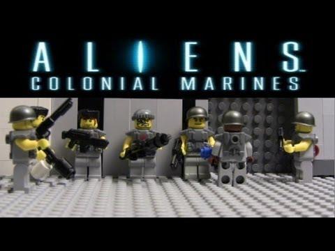 LEGO Aliens: Colonial Marines