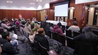 Human Rights Day at Fordham: Mothers of Bedford